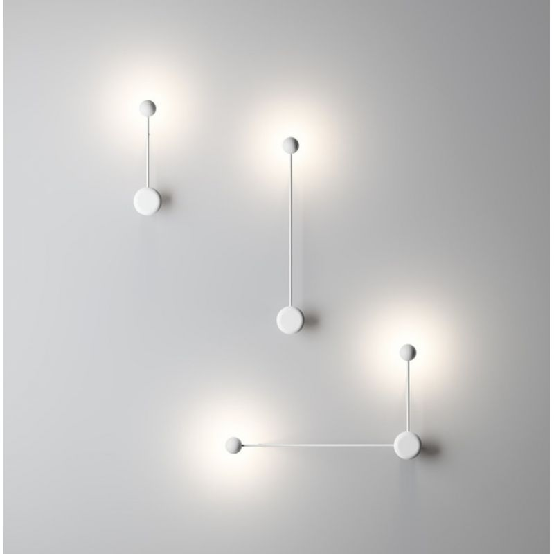 Wall lamp pin 1690 led vibia l mparas de decoraci n - Lamparas de exterior led ...