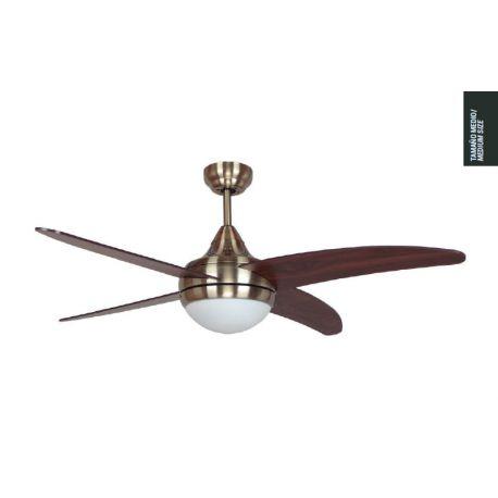 Ceiling Fan With Light CORMORAN Sulion