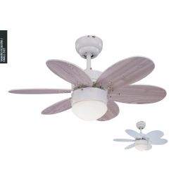 Ceiling Fan With Light RAINBOW Sulion
