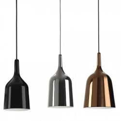 Suspension Lamp COPACABANA T PE Metalarte