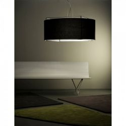 Suspension Lamp LEWIT T GR Metalarte