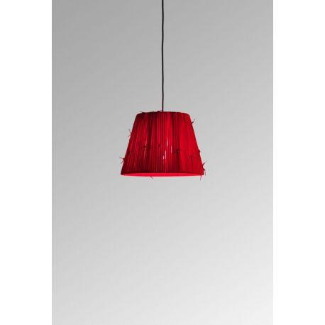 Suspension Lamp SHOELACES T PE Metalarte