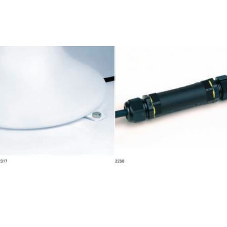 Cable and Power Supply for Outdoor Lamps