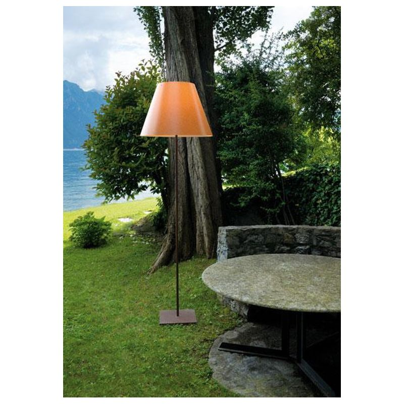 outdoor floor lamp grande costanza open air with base. Black Bedroom Furniture Sets. Home Design Ideas