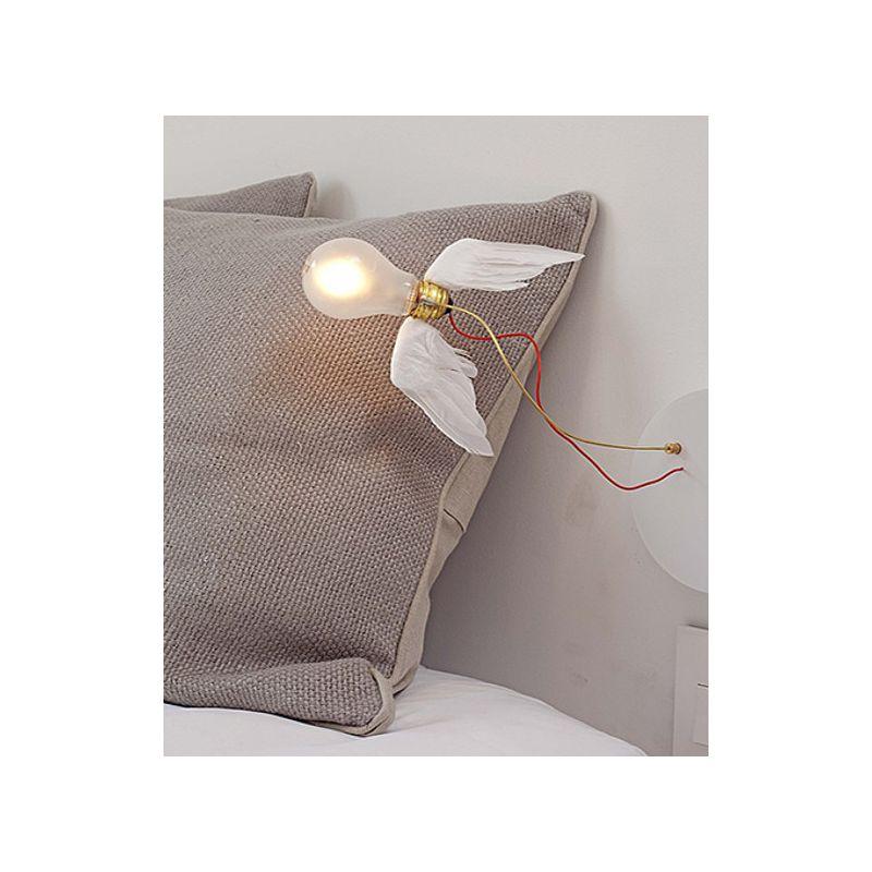 l mpara aplique lucellino nt ingo maurer l mparas de decoraci n. Black Bedroom Furniture Sets. Home Design Ideas