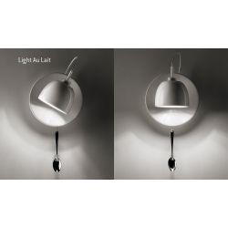 Wall Lamp LIGHT AU LAIT Ingo Maurer