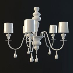 Chandelier Lamp S5 Masiero