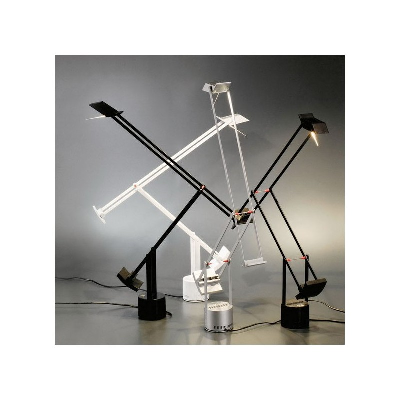 Table Or Floor Lamp Tizio 35 Artemide L 225 Mparas De