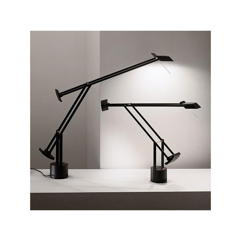 L mpara de mesa tizio micro artemide l mparas de decoraci n for Artemide lamparas de mesa