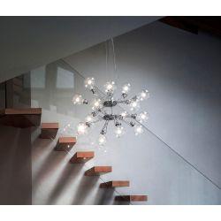Lámpara Suspensión MATRIX DOPPIA Lumina