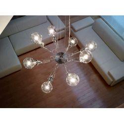 Lámpara Suspensión MATRIX OTTO Lumina