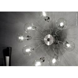 Lámpara Plafón / Aplique MATRIX OTTO P Lumina