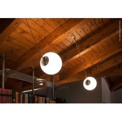 Indoor Suspension Lamp PERLA Lumina