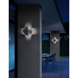 Outdoor Wall Lamp CORNET A/01 Bover