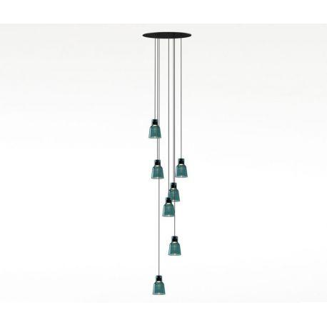 Lámpara Suspensión DRIP S/07 Bover