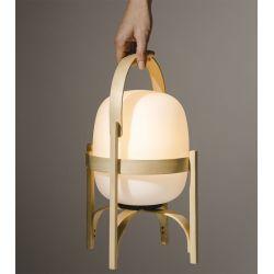 Table Lamp CESTITA METALICA Santa & Cole