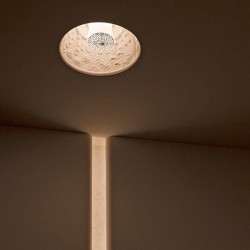 Ceiling lamp SKYGARDEN RCS GY6, 35 by Flos