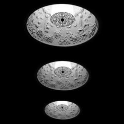 Ceiling lamp SKYGARDEN RCS G9 by Flos