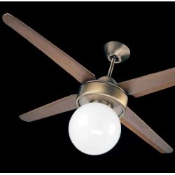 Ceiling Fan With Light CASABLANCA ECO Italexport (Diam. 127)
