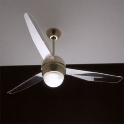 Ventilador con Luz SFERA LED Italexport (Diam. 127)