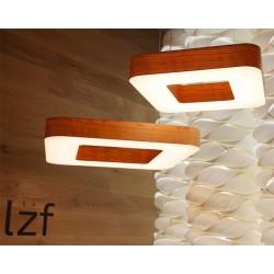 Lámpara de Suspensión CUAD LZF Lamps