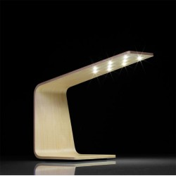 Lámpara de Mesa LED 1 Tunto (Roble)