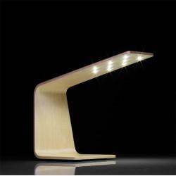 Lámpara de Mesa LED 1 Tunto (Roble)