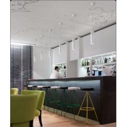 Led Suspension Lamp HARDY Bover