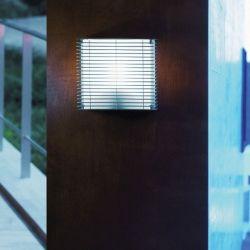 Lámpara Aplique para Exterior DOJO A PE Metalarte