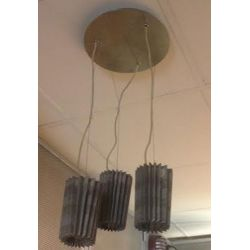 Suspension Lamp Candle Fontana Arte