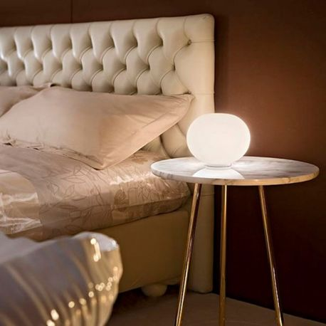 Table Lamp Glo Ball Basic Zero Switch Flos