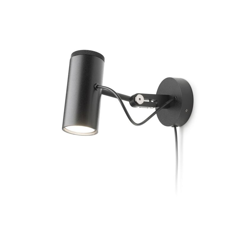 Led Wall Sconce Plug In : Led Wall Lamp POLO A PLUG IN Marset - L?mparas de Decoraci?n