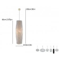 Lámpara de Suspensión CORAL Arturo Alvarez CORE04