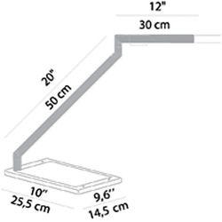 Base para BAP LED Luceplan