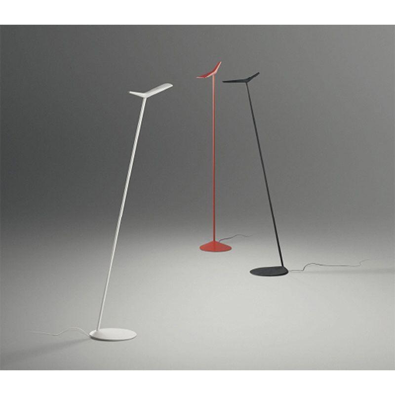 led floor lamp skan vibia l mparas de decoraci n. Black Bedroom Furniture Sets. Home Design Ideas