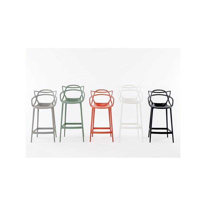 masters stool kartell l mparas de decoraci n. Black Bedroom Furniture Sets. Home Design Ideas