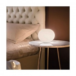 Table Lamp Mini Glo Ball T By Flos