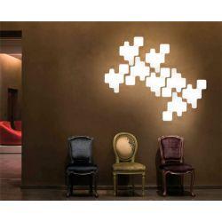 Led Wall or Ceiling Lamp PIXEL Kundalini