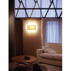 Wall Lamp COMODIN Rectangular Santa & Cole