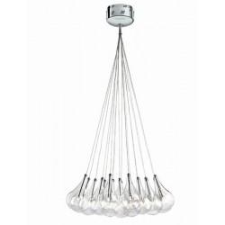 Lámpara de Suspensión DROP 19 Tulipas Almalight