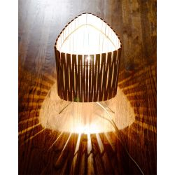 Table Lamp LELAND Graypants