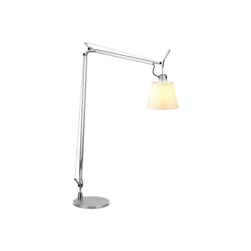 floor lamp tolomeo basculante lettura artemide l mparas de decoraci n. Black Bedroom Furniture Sets. Home Design Ideas