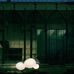 Outdoor floor lamp GREGG by Foscarini