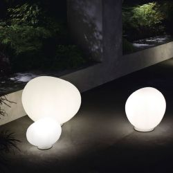 Outdoor floor lamp GREGG by Foscarini