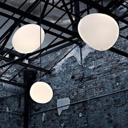 Outdoor suspension lamp GREGG by Foscarini