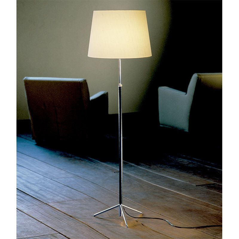 Floor lamp pie de salon g1 santa cole l mparas de - Lamparas pie salon ...