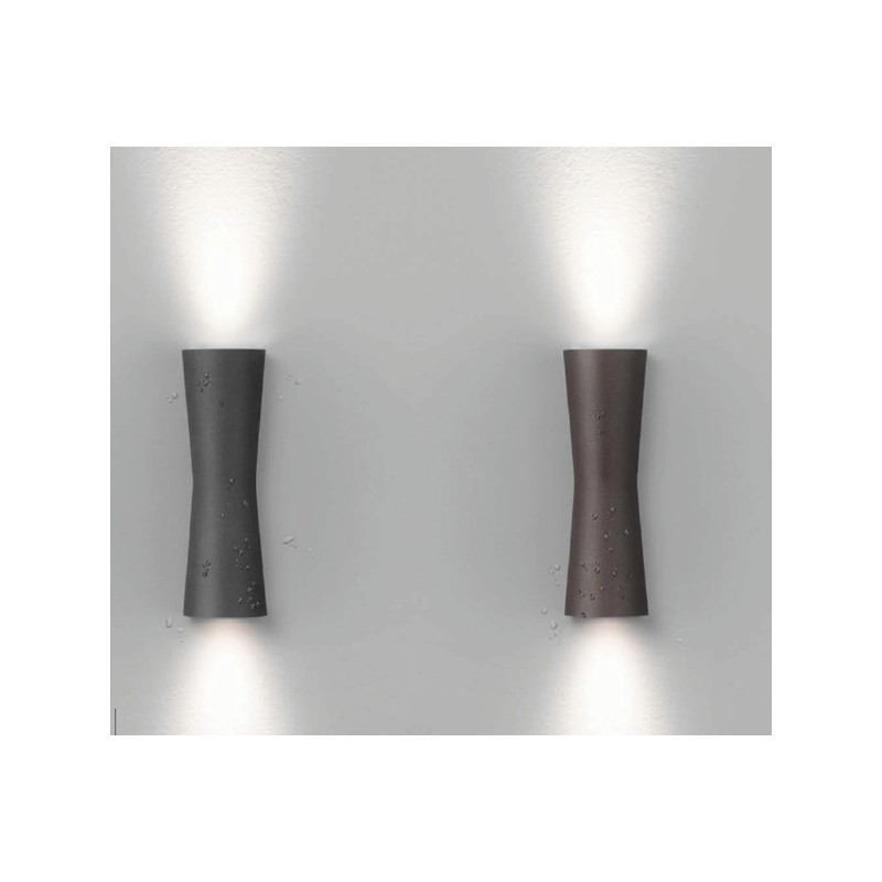 L mpara aplique clessidra led flos de interior for Lamparas led interior
