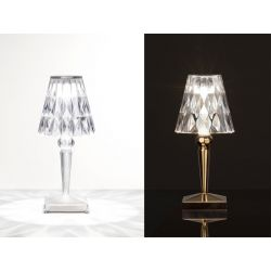 Led Table Lamp BATTERY Kartell