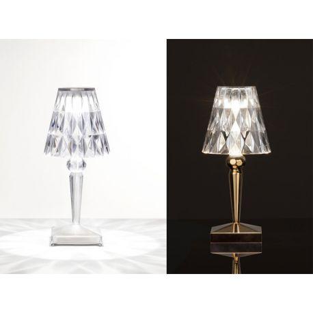 Led Table Lamp BATTERY Kartell