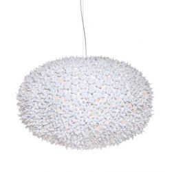 Lámpara Suspensión BLOOM ELÍPTICA Kartell